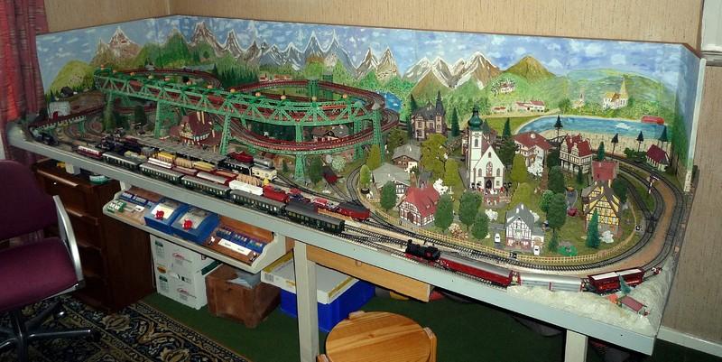 gebrauchte modelleisenbahn